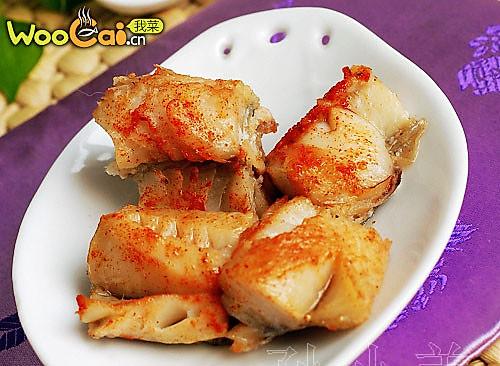 辣烤明太鱼的做法