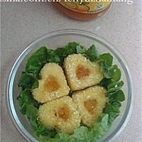 心型脆皮果酱三明治便当的做法图解12