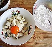 菠萝咕噜素肉的做法图解8
