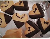 礼服饼干的做法图解9