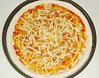 姜丝超人匹萨的做法图解11