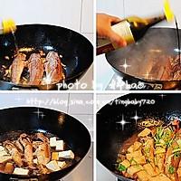 红头鱼烧豆腐的做法图解4