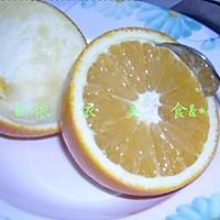 香橙牛奶炖蛋的做法图解1