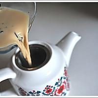 港式奶茶的做法图解8