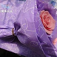 白色 情人节——巧克力玫瑰花束(附包装法)的做法图解21