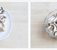 菌菇汤元宝水饺的做法图解1