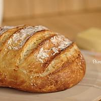 5分钟面包(7)-车打乳酪面包Vermont Cheddar Bread的做法图解4