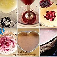 蓝莓芝士蛋糕的做法图解9