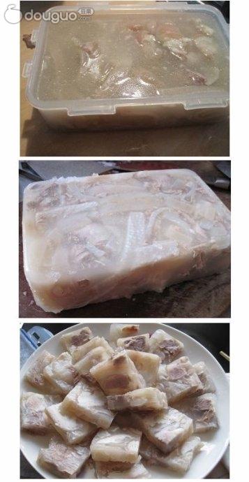 水晶肘子的做法 水晶肘子怎么做好吃 臻妈美食厨房分享的...