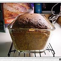 5分钟面包全麦软吐司的做法图解10