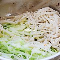 金针菇拌黄瓜的做法图解8