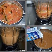 番茄奶油浓汤的做法图解3