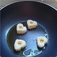 心型脆皮果酱三明治便当的做法图解9