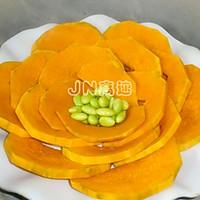 甜糯酿南瓜的做法图解2