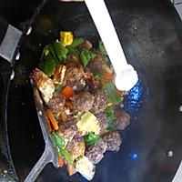 煎蛋烧肉圆的做法图解10
