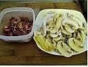 鲜菇滑肉片的做法图解2