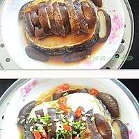 香菇蒸鳕鱼的做法图解3