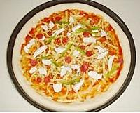 姜丝超人匹萨的做法图解12
