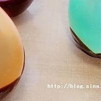 巧克力水果盏的做法图解3