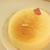 轻乳酪蛋糕的做法图解8