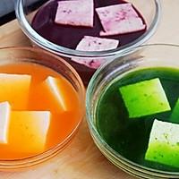 春。【三色豆腐】的做法图解4
