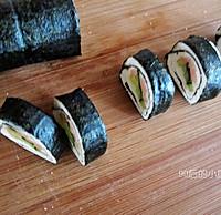 土司寿司卷的做法图解8
