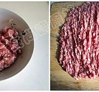 猪肉脯的做法图解1