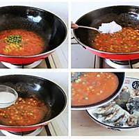 茄汁蒸鲈鱼的做法图解7