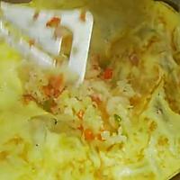 活力乾坤蛋包饭的做法图解4