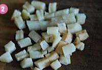 咖喱椒盐薯粒的做法图解2