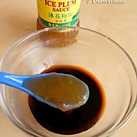 最适合女人吃的精致排骨——酸甜诱人的冰花梅酱烧排骨的做法图解5