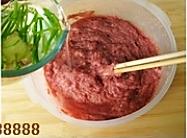 澳洲羊肉冬瓜丸子汤的做法图解2
