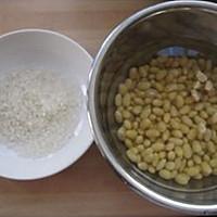 浓香米豆浆的做法图解1
