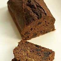 巧克力香橙磅蛋糕的做法图解9
