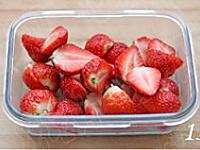 心形巧克力草莓蛋糕的做法图解16