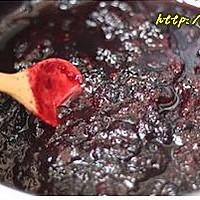 桑葚草莓果酱的做法图解2