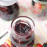 桑葚草莓果酱的做法图解4