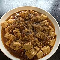 麻婆豆腐的做法图解14