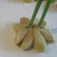 花儿馒头的做法图解7