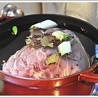 桂花果香牛肉的做法图解3