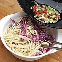 紫甘蓝拌豆腐丝的做法图解7