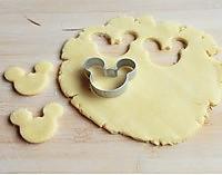 椰蓉奶酪饼干的做法图解5