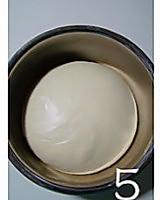 炼奶火腿面包卷的做法图解5