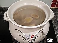 牛棒骨菌菇汤的做法图解3