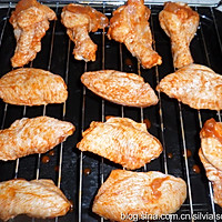 新奥尔良烤鸡翅的做法图解6