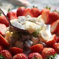 帮小孩子开胃的水果沙拉——酸奶水果沙拉的做法图解7