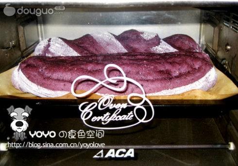 【桑葚果肉欧式面包|桑葚果肉欧式面包做法】桑葚