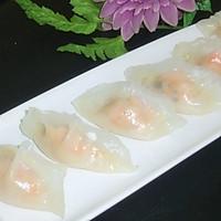 水晶虾饺的做法图解5