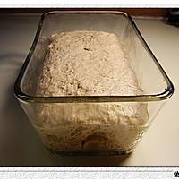 5分钟面包全麦软吐司的做法图解7