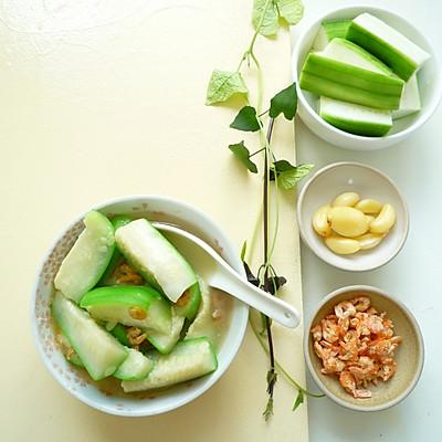 开阳丝瓜的做法_【图解】开阳丝瓜怎么做好吃